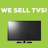We Sell TVs